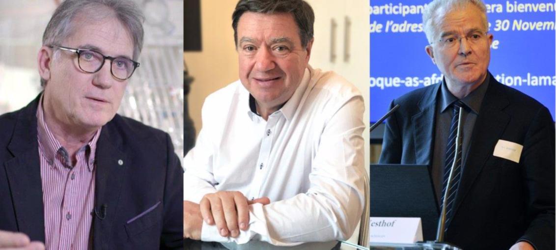 Marc-Fontecave-Didier-Roux-et-Eric-Westhof